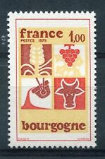 FRANCE, 1975, timbre 1848, REGIONS, BOURGOGNE, neuf**