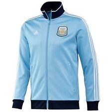 ADIDAS ARGENTINA ANTHEM TRACK JACKET FIFA WORLD CUP Size M - Messi #10