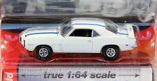 PONTIAC FIREBIRD TRANS AM 1969 AUTOWORLD AW64002 1:64 NEW DIECAST MODEL