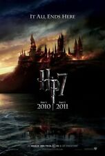 Harry Potter and the Deathly Hallows Adv Movie Poster