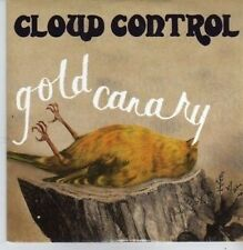 (CB170) Cloup Control, Good Canary - 2011 DJ CD