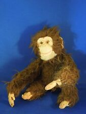 Vintage Bendable Orangutan Ape Fuzzy Toy by A Jay Bee Product Made in Japan