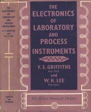 The Electronics of Laboratory and Process Instruments 1962 * Cdrom * Pdf