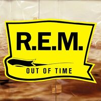 REM New Sealed 2018 25th ANNIV OUT OF TIME BLU RAY & 3 CD BOXSET