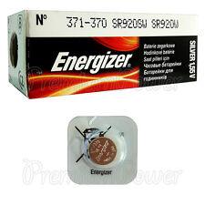 1 x Energizer Silver Oxide 379 DL battery 1.55V SR521SW V379 Watch EXP:2020