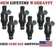 Set/6 Re-man Fuel Injectors >Mazda B3000 /94/95/96/ 3.0L V6< OEM Lucas P#D1580BC