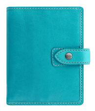 Filofax - Pocket Malden Blu Martin Pescatore Diario Agenda