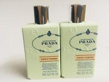 PRADA Milano Infusion FLEUR D ORANGER EDP new 2 pc