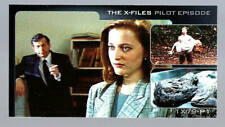 1997 Topps The X-Files Pilot Episode Widevision Promo Card # P1