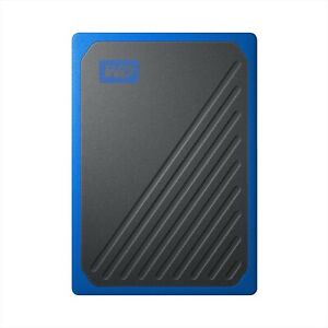 WD 1TB My Passport Go SSD Cobalt Portable External Storage, USB 3.0 FROM JAPAN