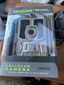 Brand New Sealed Tactacam REVEAL 24MP Cellular Trail Camera Verizon TA-TC-R1
