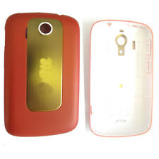 Housing Rear Back Door Battery Cover Case For HTC A310E Explorer Orange UK
