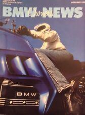 BMW ON Magazine MOA 20th Anniversary October 1992 011918nonrh
