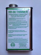 1 US Pint 473ml Thinner for HH66 HH-66 Vinyl Adhesive Lay-z-spa Hot Tub Lazy Spa