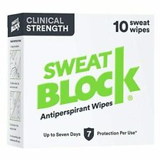 Sweatblock Antiperspirant For Men & Women - Clinical Strength Antiperspirant ...