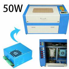 50W alimentazione per 50W CO2 Laser Incisione Taglio Macchina Engraver Cutter