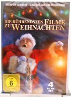 Weihnachten + DVD + Die rührendsten Filme + 4 Weihnachtsfilme  + 330 Minuten +