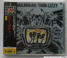 THIN LIZZY - Jailbreak REMASTERED JAPAN CD OBI NEU RAR! UICY-6399