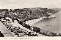 Postcard - Babbacombe - View from Babbacombe Downs