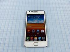 Samsung Galaxy SII GT-I9100 16GB Weiß! Gebraucht! Ohne Simlock! TOP ZUSTAND!