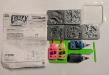 Toymax 1993 Creepy Crawlers Workshop With Box, Moulds And More