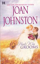 HAWK'S WAY - GROOMS by Joan Johnston * 2 Novels in 1 Book * Paperback