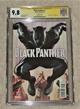 BLACK PANTHER #1 CGC 9.8 - SS Signed by ALEX ROSS - Ross Variant Cover - 6/16