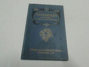Um 1900. Sammlung von 20 Patiencen, farbige Abbildungen, Karten, Kartenspiel