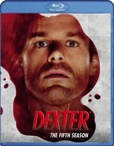Dexter - Dexter: The Fifth Season [New Blu-ray] Ac-3/Dolby Digital, Dolby, Dubbe