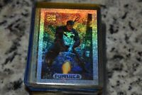 1994 Marvel Masterpieces Limited Edition Holofoil #6 Punisher