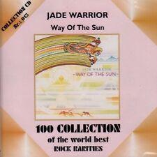 "Jade Warrior:  ""Way Of The Sun""  (CD Reissue)"