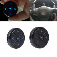 2X Car Steering Wheel Trim Push Button Remote Control for DVD GPS Radio Player
