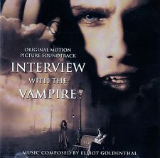 INTERVIEW WITH THE VAMPIRE - ORIGINAL MOTION PICTURE SOUNDTRACK / CD
