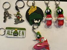 New listing Marvin The Martian Keychain Lot