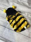 Medium Bumble Bee Dog Halloween Costume