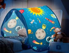 Magic Rêves Univers Pop Up Tunnel Tente de Jeu Nid Mezzanine Lit D'Enfant