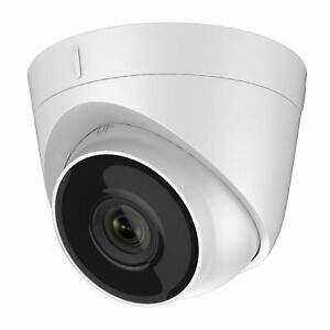 Hikvision 8MP PoE Camera, HiLook By Hikvision IP Cam, 2.8/4mm lens & Mic Option