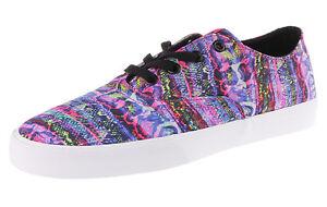 Supra Womens Wrap The Art of Maurizio Molin Gym Skate Shoes Fashion Sneakers NIB