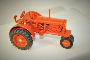 ALLIS CHALMERS UNSTYLED WC ON RUBBER 1/16 SCALE MODELS High Precision TRACTOR AC
