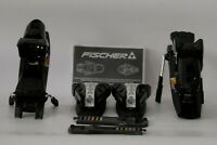FISCHER XTR 7 PRO SOLID Fixation ski BLACK SKI BINDINGS T1