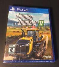 Farming Simulator 17 (PS4) NEW