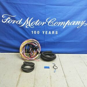 1979 - 1993 Ford Mustang Ultra Pro Wire Harness System 12 Fuse update fit