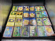 Bandai Pokemon Carddass Picture Book Card  Set  Pikachu Beauty Product