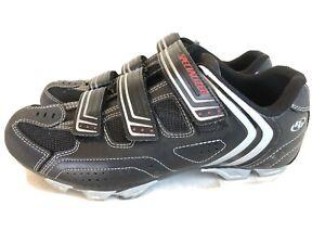 Specialized Cycling Mountain Shoes 6118-4043 Men 10/43 Shimano Cleats-SM-SH51