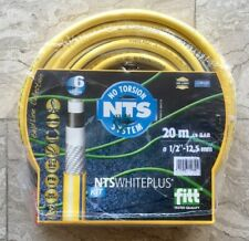 """fitt NTS No Torsion Gartenschlauch Schlauch Wasserschlauch 1/2"""" 20m 12mm 30 bar"""