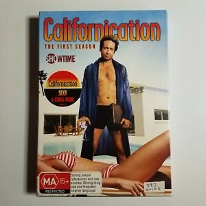 Californication: The Complete First Season | DVD TV Series | David Duchovny