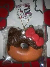 Hello Kitty Donut Sprinkle Squishy Keychain, Notebook, & Face Mask.
