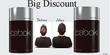 NEW Pack of 2 Caboki Hair Building Fiber - 25gm Dark Brown FREE SHIPPING