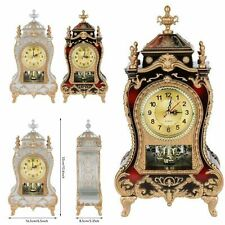 Vintage Imperial Sit Pendulum Clock Table Watch Desk Clock With 12 Songs New