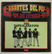 The Dave Clark Five Gigantes Del Pop LP España  1978